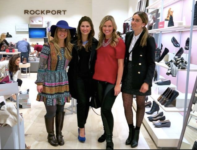 A snap from the Rockport preview at Bayshore!