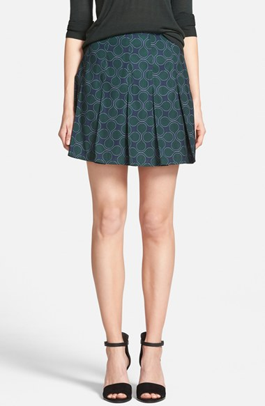 Slate Mini Skirt Nordstrom