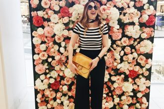 Carolynn Lacasse Nordstrom Ottawa Spring Style Blog